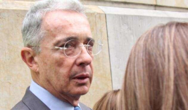 El expresidente Álvaro Uribe /  Colprensa
