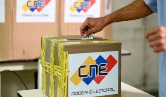 Votaciones en Venezuela