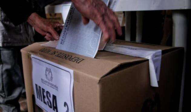 Las elecciones presidenciales en Colombia