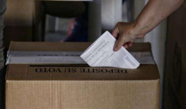 Este domingo 27 de mayo son las elecciones de primera vuelta