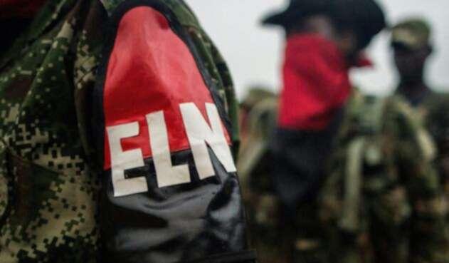Ejército de Liberación Nacional / AFP