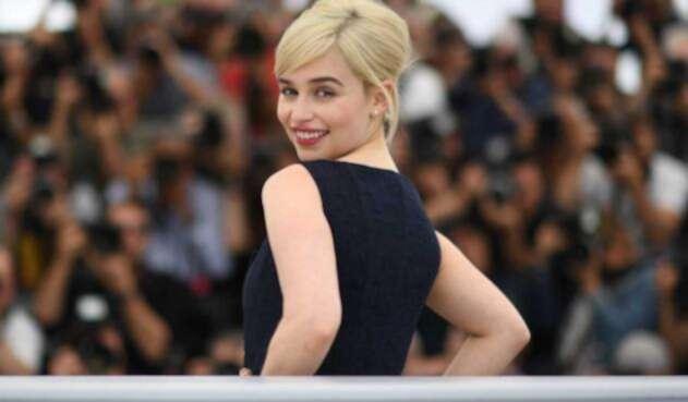 Emilia Clarke casi tiene una cita con Brad Pitt