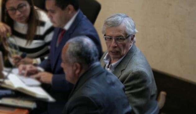 Audiencia preparatoria del juicio en contra del exgobernador Fernando Osorio Cuenca