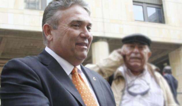 Excongresista Carlos Emiro Barriga Peñaranda