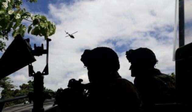 Las Fuerzas Militares de Colombia