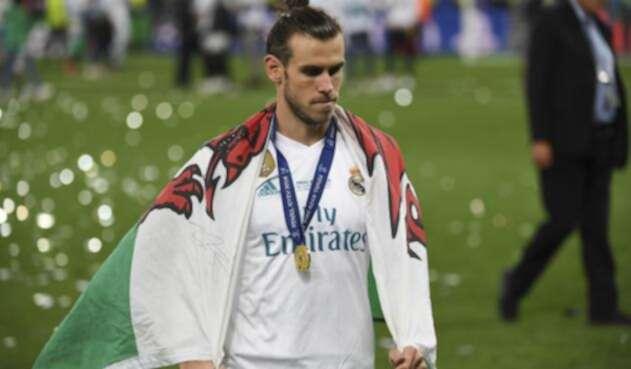 Gareth Bale, elegido jugador de la final de la Liga de Campeones / AFP