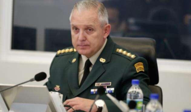 General Alberto Mejía.