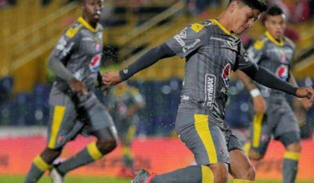 Germán Ezequiel Cano con el Deportivo Independiente Medellín