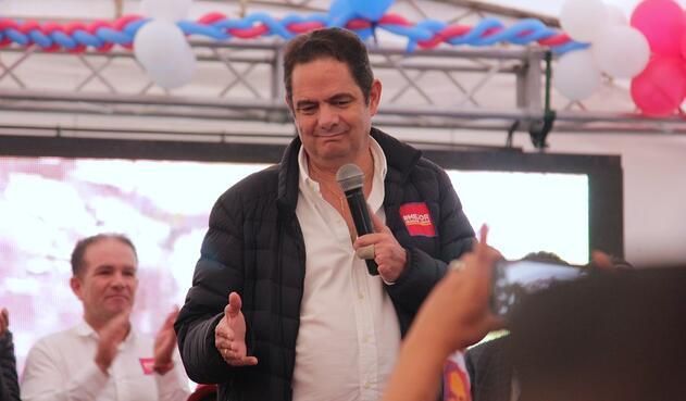Germán Vargas Lleras, aspirante presidencial