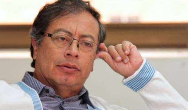 Gustavo Petro, candidato a la presidencia
