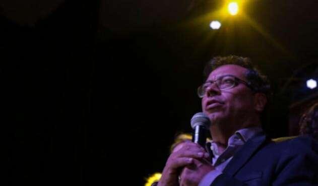 Gustavo Petro, candidato presidencial / Coprensa