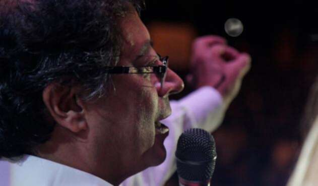 Gustavo Petro, candidato presidencial / Colprensa