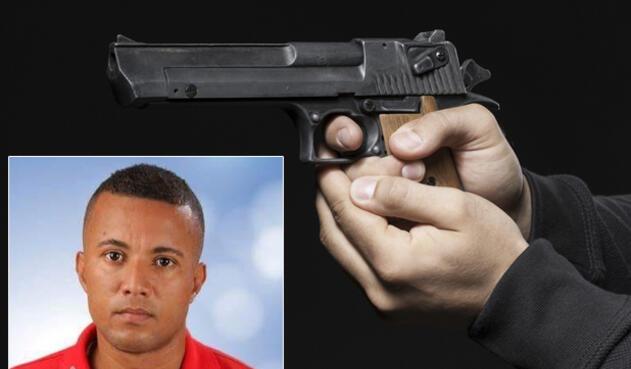 Harry Alexander Ortiz Parra, líder social asesinado
