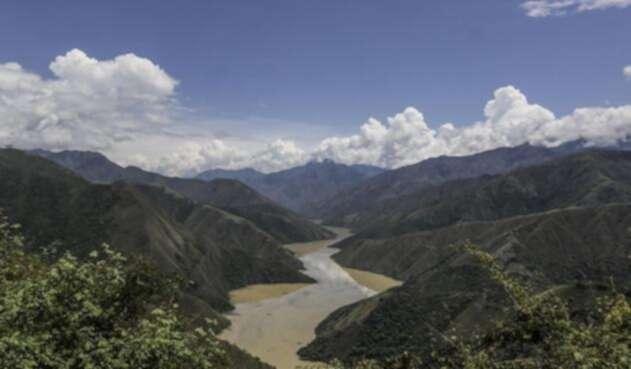 Hidroeléctrica de Ituango / AFP