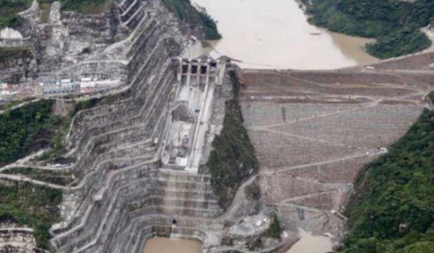 Hidroituango / Imagen suministrada a LA FM por EPM