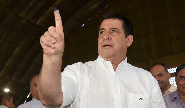 Horacio Cartes, renuncia a la presidencia de Paraguay