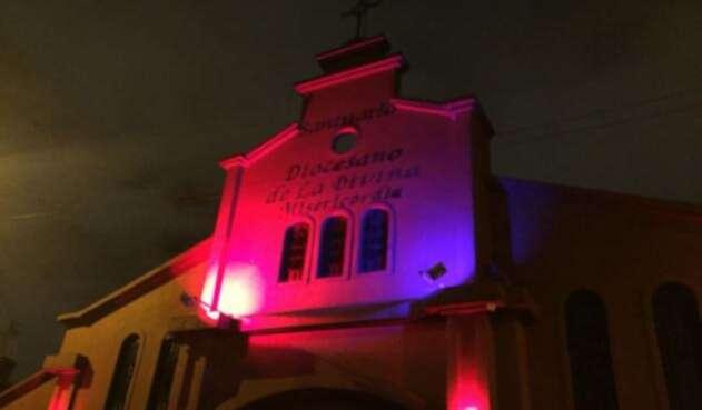 Iglesia del padre Chucho