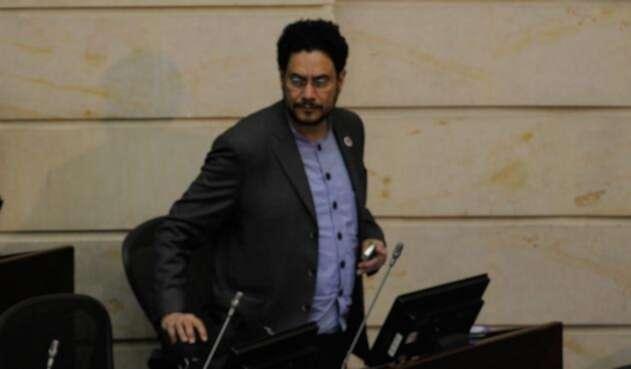 Iván Cepeda, congresista declarado en oposición a Iván Duque
