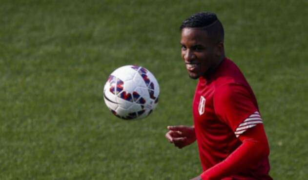 Jefferson Farfán, de Selección Perú