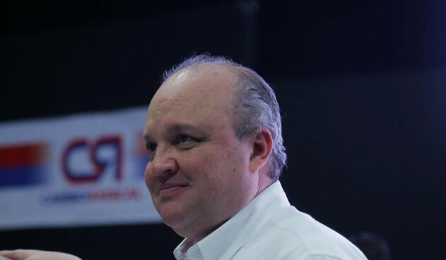 Jorge Enrique Vélez, director de Cambio Radical