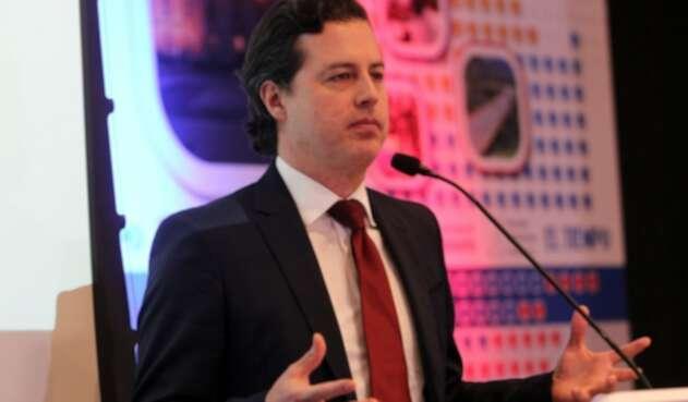 El senador Juan Manuel Galán