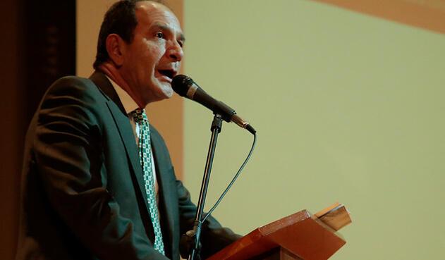 Juan Carlos Henao, expresidente de la Corte Constitucional