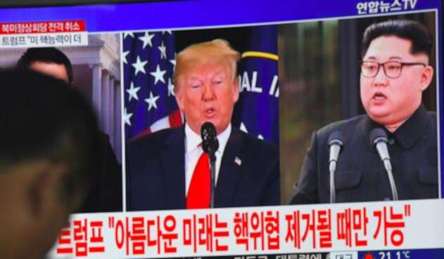 Donald Trump / Kim Jong Un