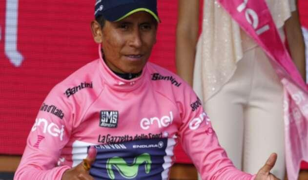 Nairo Quintana, campeón en Giro de Italia 2014
