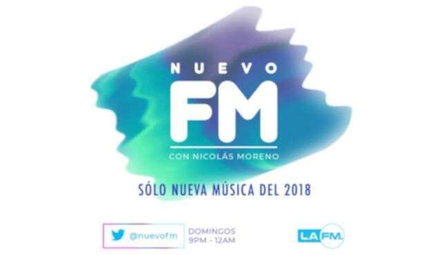 #NuevoFm – Playlist 214 / Domingo 27 de Mayo 2018