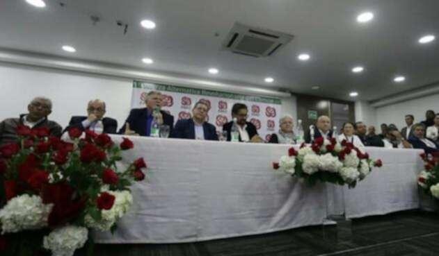 Miembros de la antigua guerrilla de las Farc ocuparán curules en el Congreso, desde el 20 de Julio.