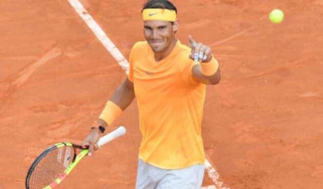 Rafael Nadal impactó en Roland Garros