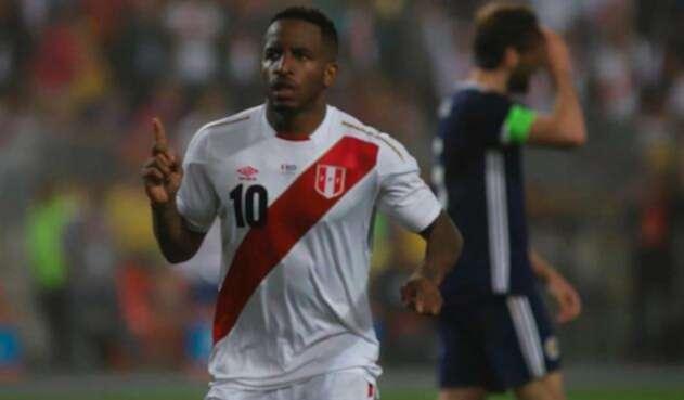 Perú venció a Escocia