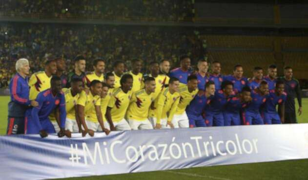 Despedida de la Selección Colombia / Foto de Inaldo Pérez, LA FM