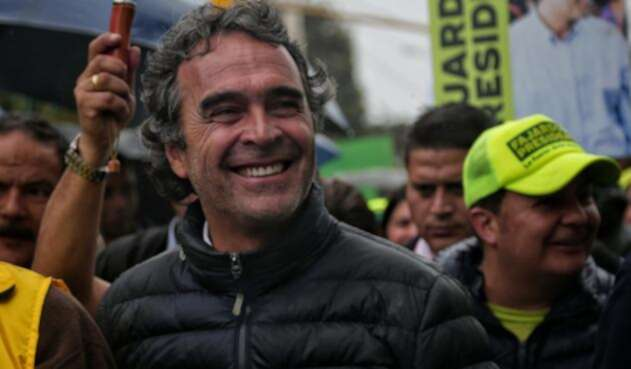 Sergio Fajardo, candidato presidencial / Colprensa
