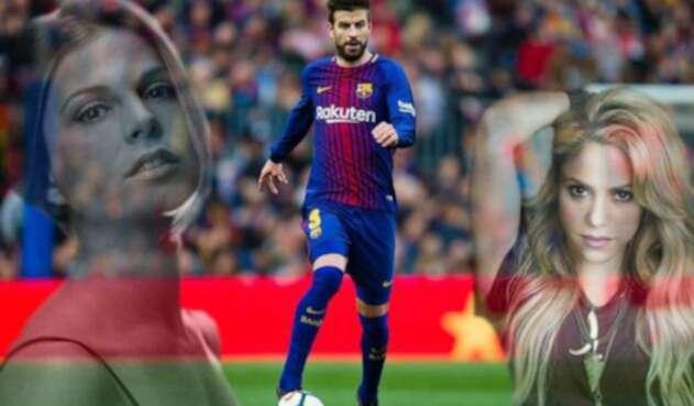 Shakira, Piqué y Núria