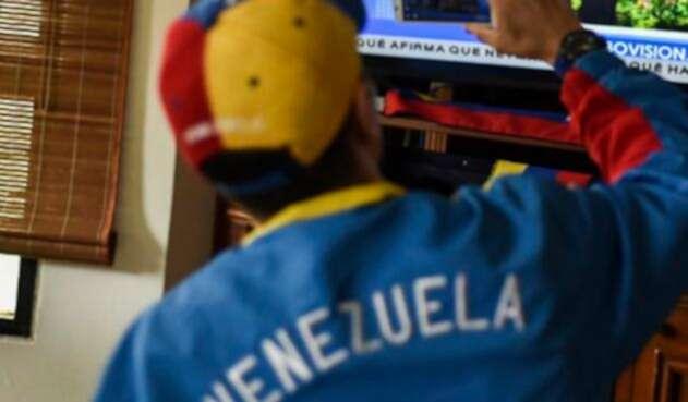 Colombianos residentes en Venezuela