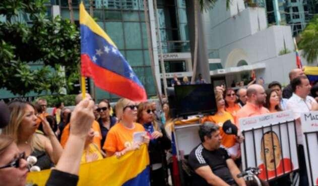 Las protestas en Venezuela por las elecciones señaladas como irregulares