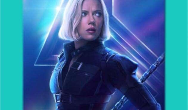 Scarlett Johansson - Viuda Negra