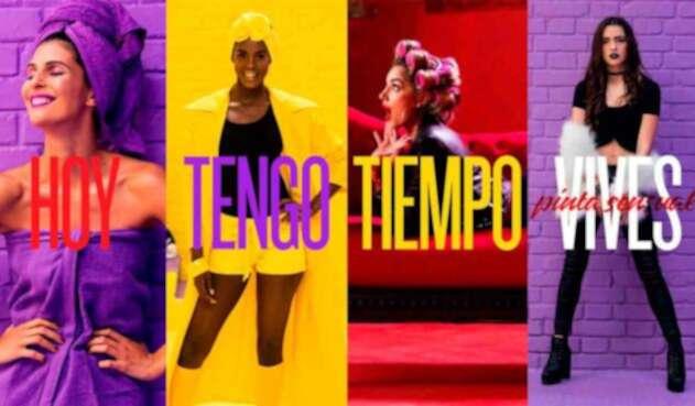"""Carlos Vives presentó el video de """"Hoy Tengo Tiempo - Pinta Sensual"""""""