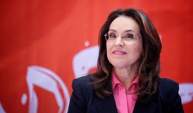 Viviane Morales, exaspirante presidencial