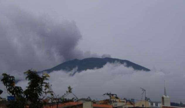 Volcán Galeras / Colprensa