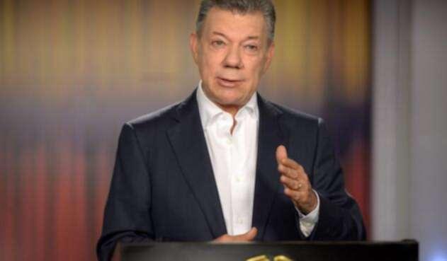 Presidente Juan Manuel Santos / Presidencia