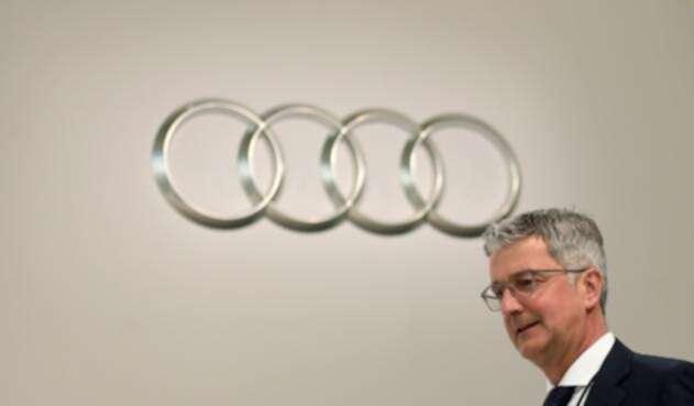 Rupert Stadler, presidente de Audi
