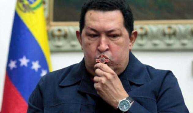 El presidente venezolano Hugo Chávez murió el 5 de marzo de 2013 tras sufrir un cáncer.