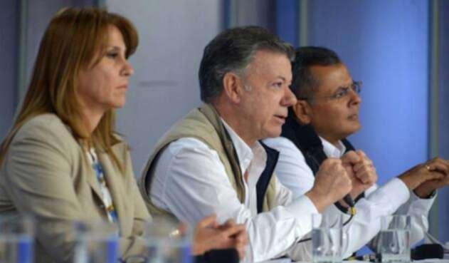 El presidente Juan Manuel Santos aseveró que al país le queda una Sena fortalecido y modernizado