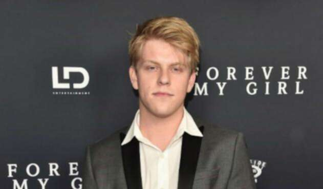 El actor Jackson Odell.