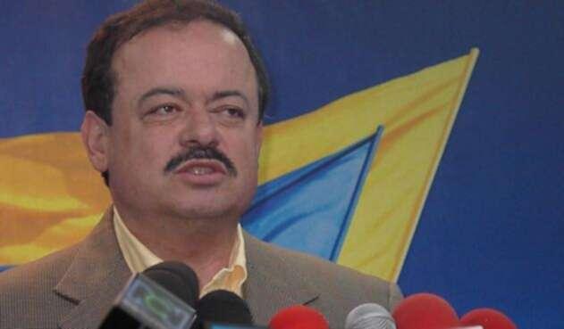 Alberto Velásquez, exsecretario general de la Presidencia