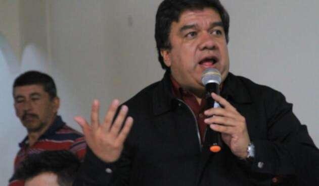 Alcalde de Bojacá, Juan Carlos Gaitán