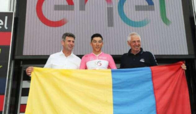 Alejandro Osorio regresó al primer lugar de la clasificación