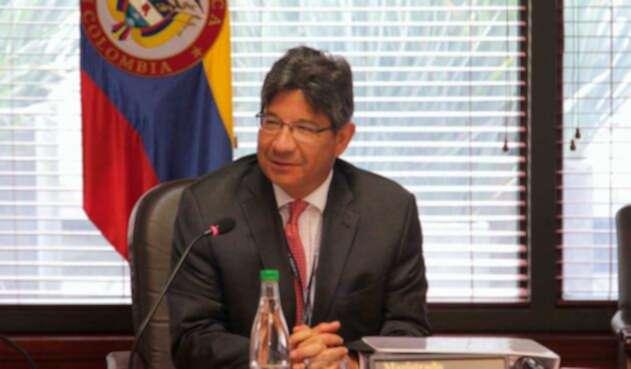 Alejandro Linares, presidente de la Corte constitucional